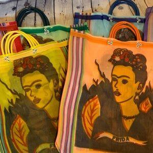 Handbags - Frida Kahlo Large Shoppers